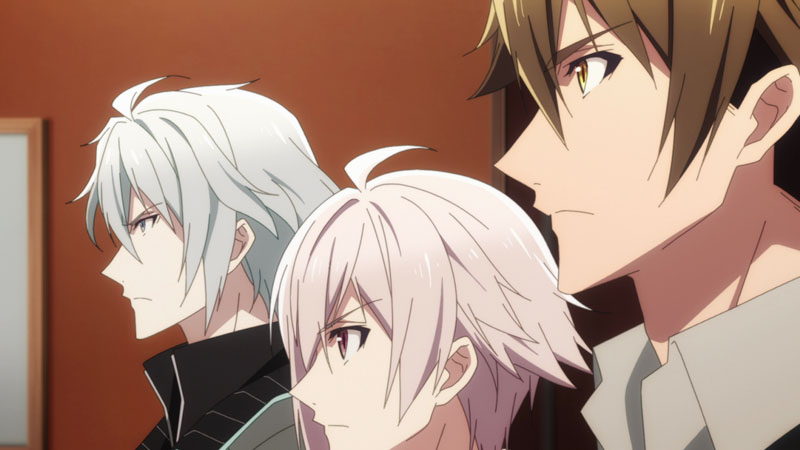 Ep2「TRIGGER -before The Radiant Glory-」後編