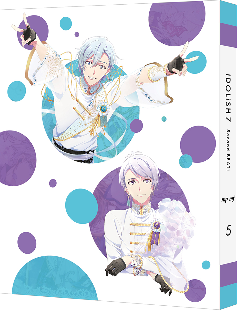 Second BEAT! Blu-ray & DVD 特装限定版 第5巻