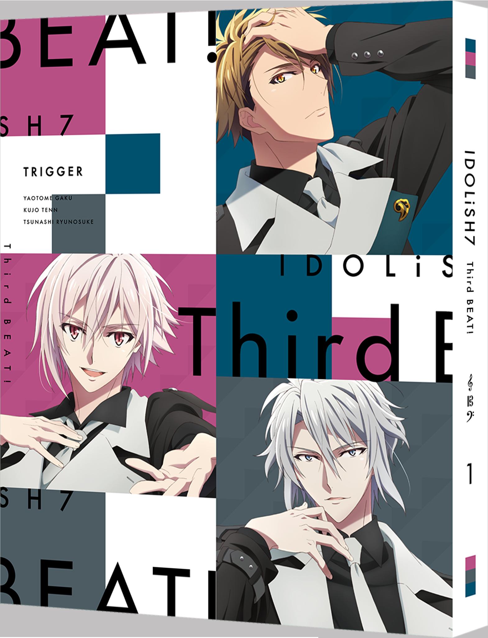 Third BEAT! Blu-ray&DVD特装限定版 第1巻